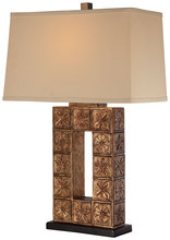 Minka-Lavery 13025-0 - 1 Light Table Lamp
