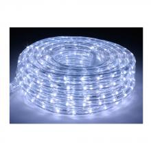 American Lighting LR-LED-CW-30 - 30 Foot Cool White 6400 Kelvin LED Flexible Rope Light Kit with Mounting Clips