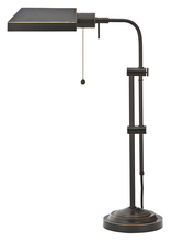 "CAL Lighting BO-117TB-DB - 26"" Height Metal Table Lamp in Dark Bronze"