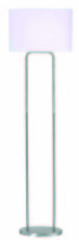 Kenroy Home 32109BS - Duet Floor Lamp