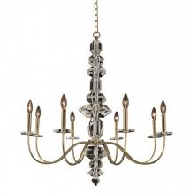Kalco Allegri 031251-041-FR001 - Bolivar 8 Light Chandelier