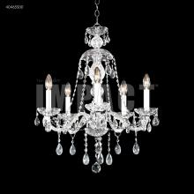 James R Moder 40465S00 - Palace Ice 5 Arm Chandelier
