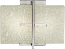 Kalco 6085FSN - Cirrus 2 Light Wall Sconce