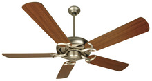 "Craftmade K10288 - Civic 52"" Ceiling Fan Kit in Brushed Satin Nickel"