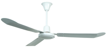"Craftmade UT56WW3M - Utility 56"" Ceiling Fan with Blades in White"