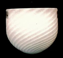 Crystorama 385-WH - Crystorama 1 Light White Sconce