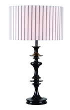 Kenroy Home 21033BL - Claiborne Table Lamp