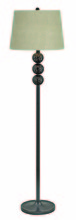 Kenroy Home 21053DBZ - Twilight Floor Lamp