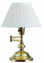 Kenroy Home 30163 - Classic Swing Arm Desk Lamp