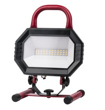 Elegant PWL5000R - LED Port.WorkLight 15W 120V LM1000 4000KRed