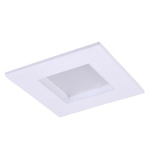"Elegant RS41250KRF - 4"" CRI90 12W 800LM 3000KLED Downlight Square Retrofit"