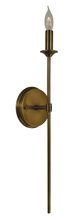 Framburg 4691 BN - 1-Light Brushed Nickel Chandler  Sconce