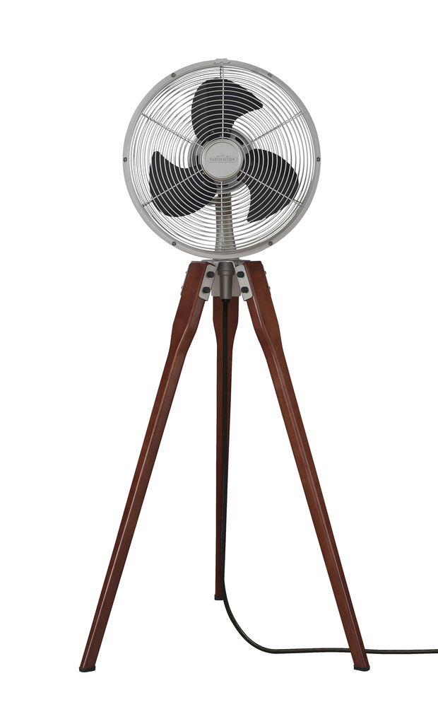 Mi Casa Lighting in Woodland Hills, California, United States, Fanimation FP8014SN-220, Arden Pedestal Fan - SN - 220v, Arden