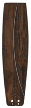 Fanimation B6130WA - 26 inch Soft Rounded Carved Wood Blade - WA